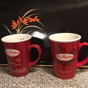 Other - Tim Hortons,limited edition 2010 and 2011 mug